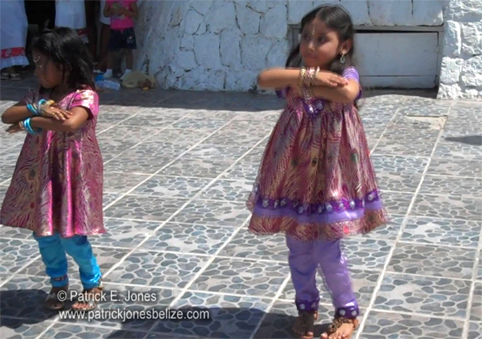 Cultural Presentation (Corozal)