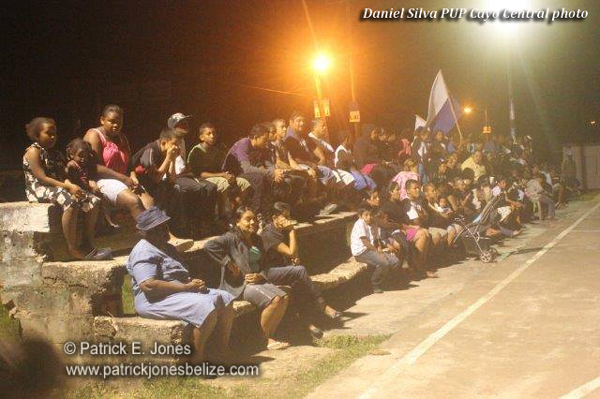 PUP Rally (Georgeville)