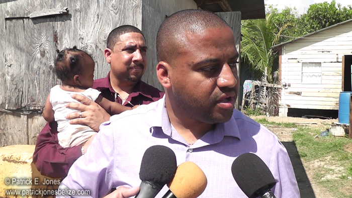 Darrell Bradley (Mayor of Belize City)