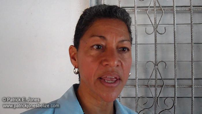 Dolores Balderamos Garcia (Deputy Leader, PUP)