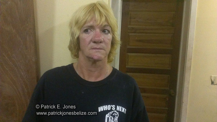 Sandra Garty (Charged with cocaine possession)