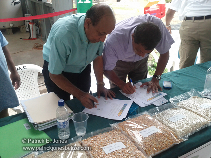 Seeds for Development Project (Agreement signing)