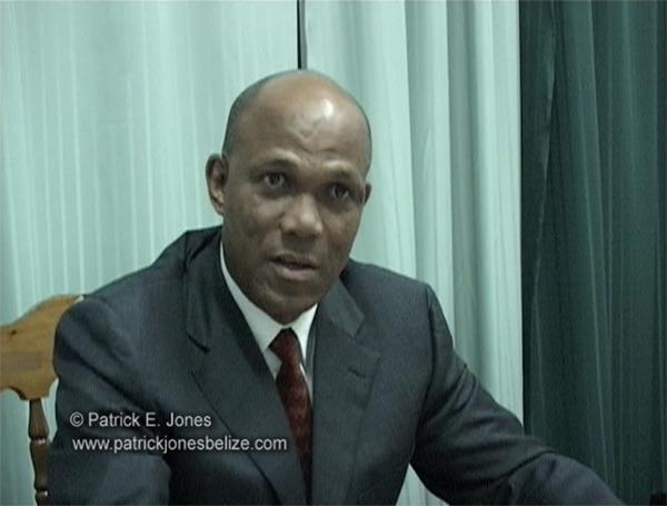 Everton Hanson (Caribbean Climate Innovation Center)