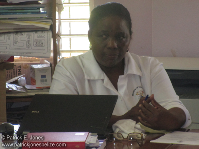 Joan Palma (HFLE Officer, Toledo)