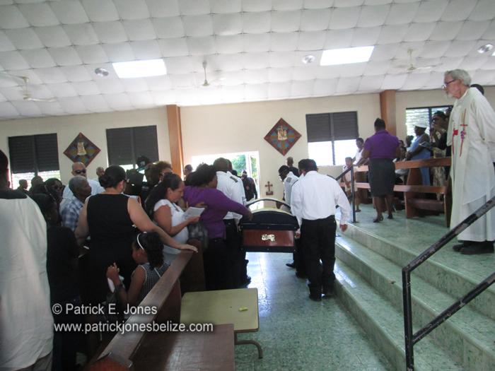 Paulino funeral