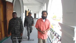 Gary Seawell (Fighting extradition)