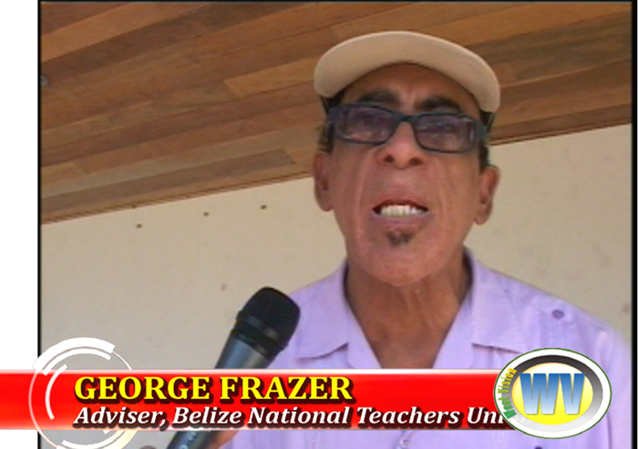 George Frazer (BNTU adviser)