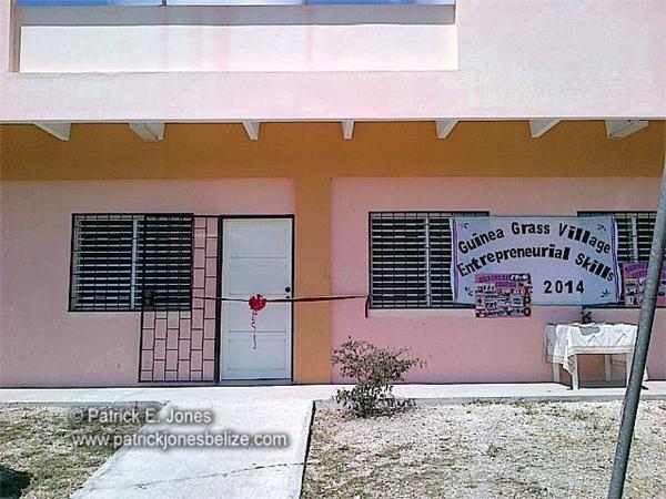 Guinea Grass Multi-Purpose Center