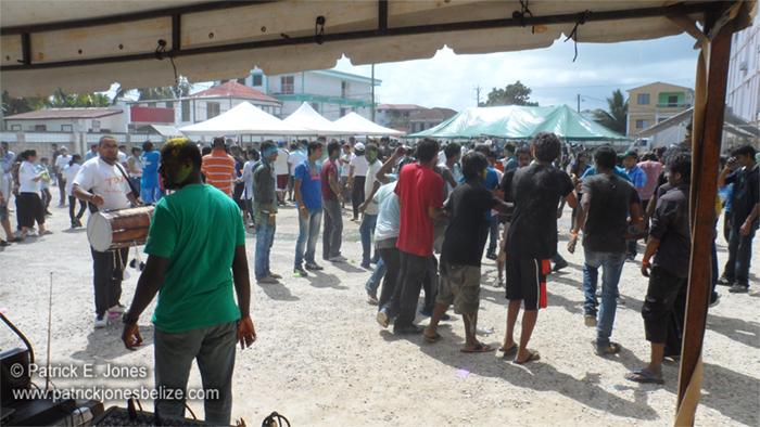 Indian Spring Festival (Belize City)