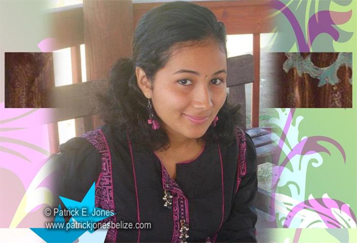 Juana Meza (Personality of the month awardee)