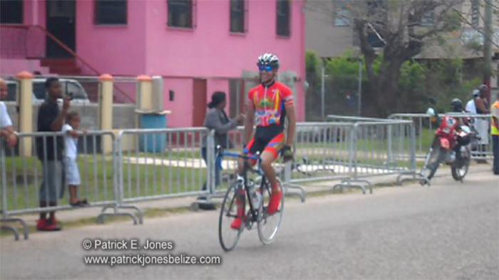 Keion Robateau (Winner, Junior Cross Country)