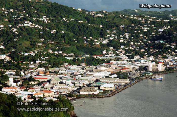 Kingstown, St. Vincent and the Grenadines (Wikipedia photo)