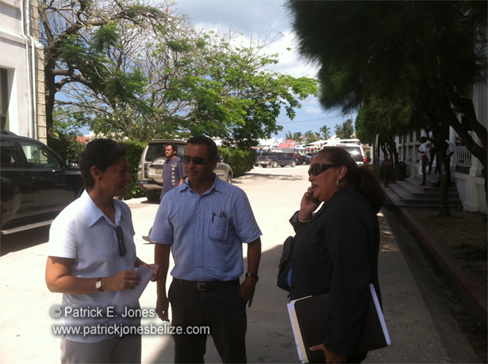 PUP file for Judicial Review (Belize City)
