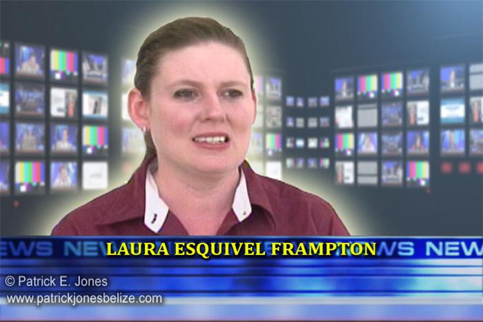 Laura Esquivel Frampton (Resigning from BTB)