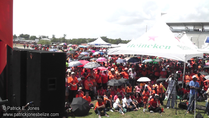 Women's Rally (Belize City)