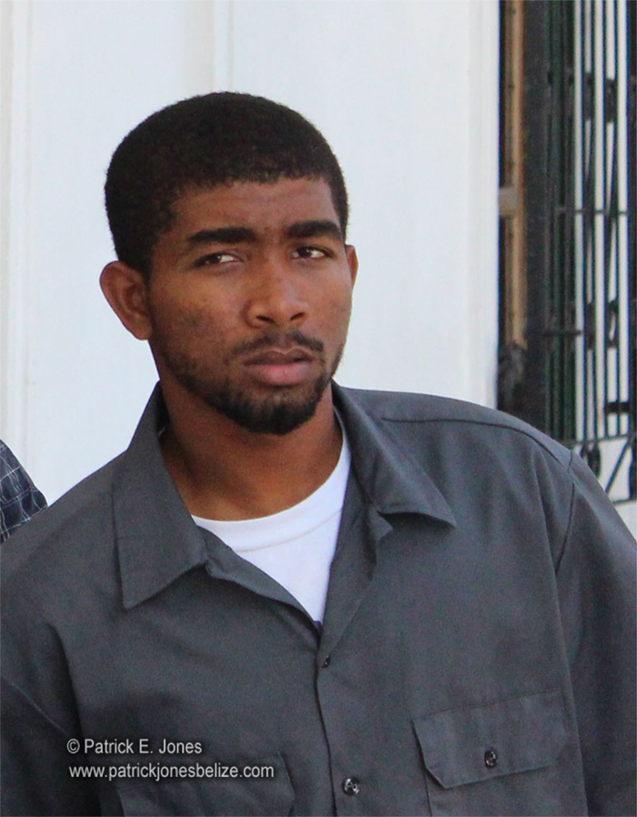 Marquin Drury (Remanded to prison)