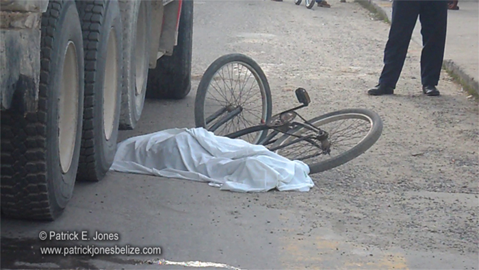 Traffic accident (Belize City)