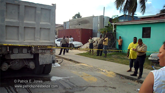 Traffic accident (Belize City)