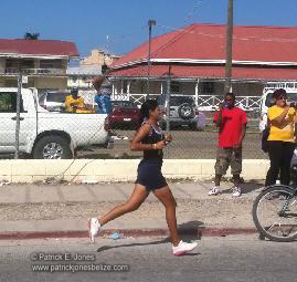 Patricia Chavarria (Winner, UB Relathon)