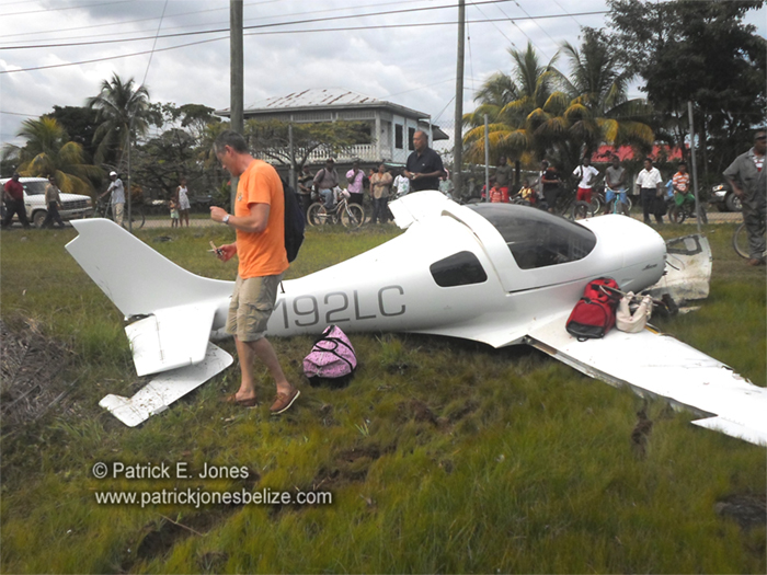 Plane Crash (Punta Gorda)