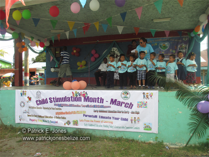 Child Stimulation Month (PG Central Park)