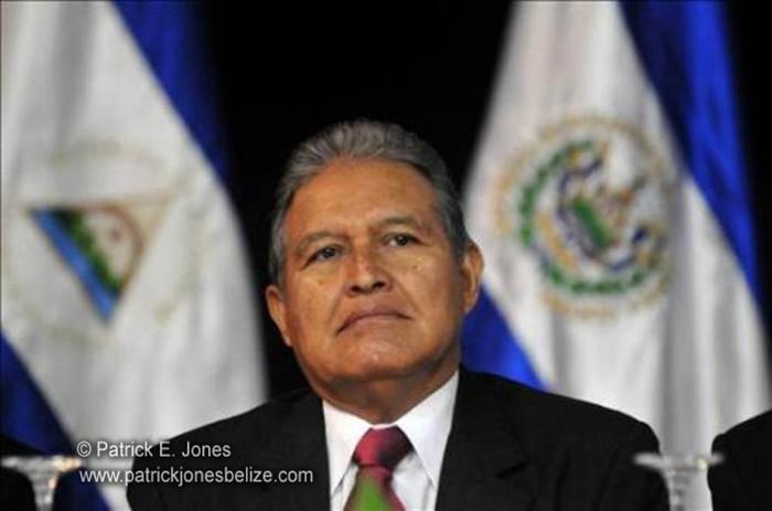 Salvador Sanchez Ceren (President-elect, El Salvador)