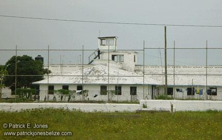Belize Central Prison (Hattieville village)