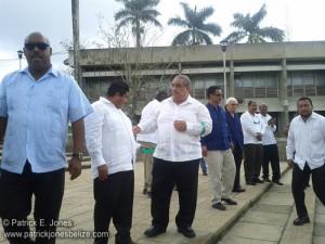 PUP Representatives (Belmopan)