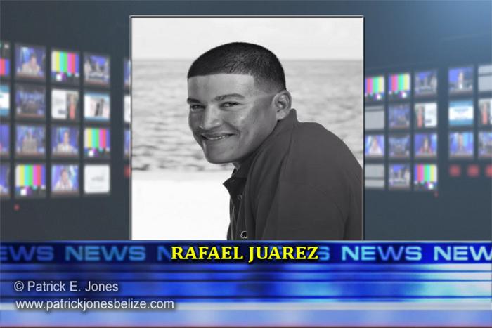 Rafael Juarez (Wanted by police)