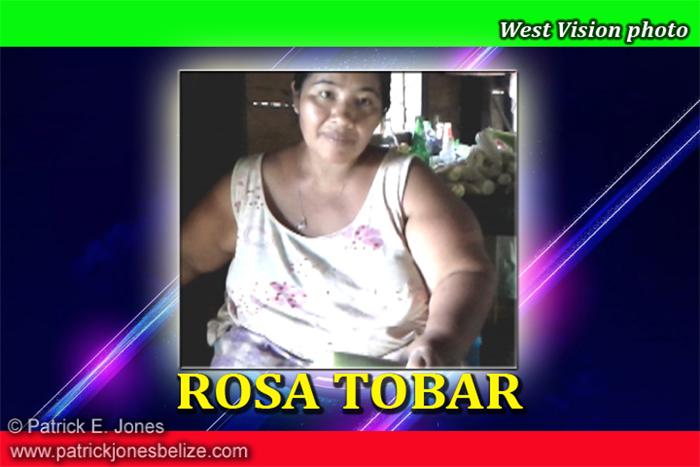 Rosa Tobar (Missing)