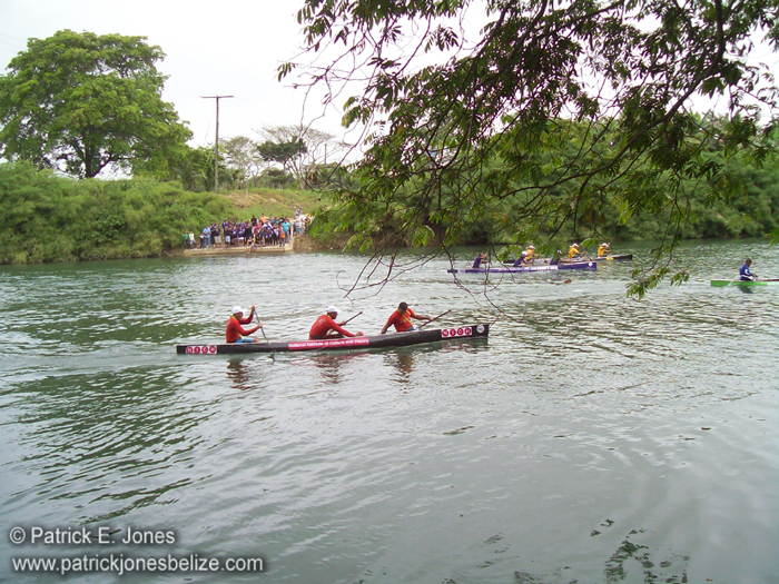 La Ruta Maya Belize River Challenge (Central Farm)