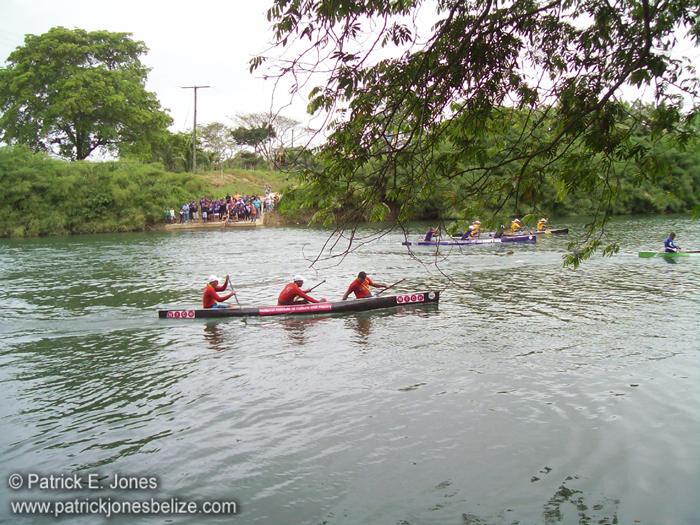 La Ruta Maya Belize River Challenge (Central Farm)