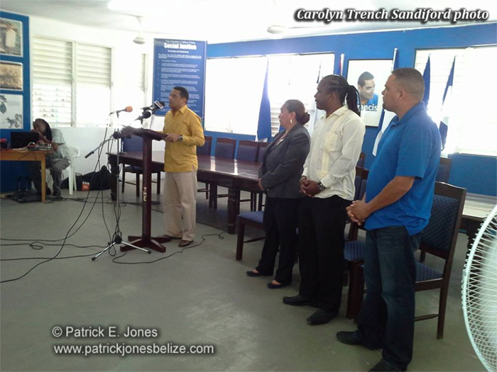 Senators appopointed (PUP, Belize City)
