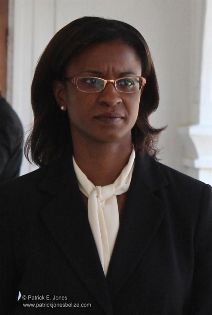Shona Griffith (Supreme Court Judge)