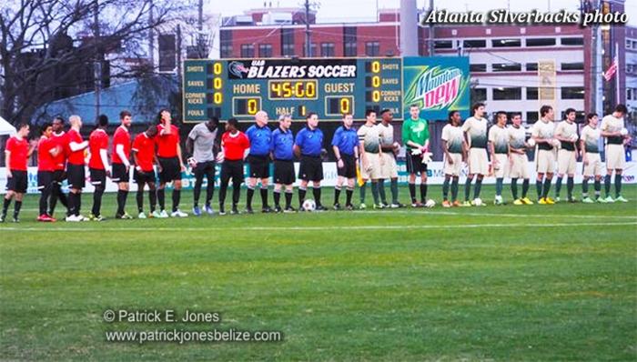 Atlanta Silverbacks football