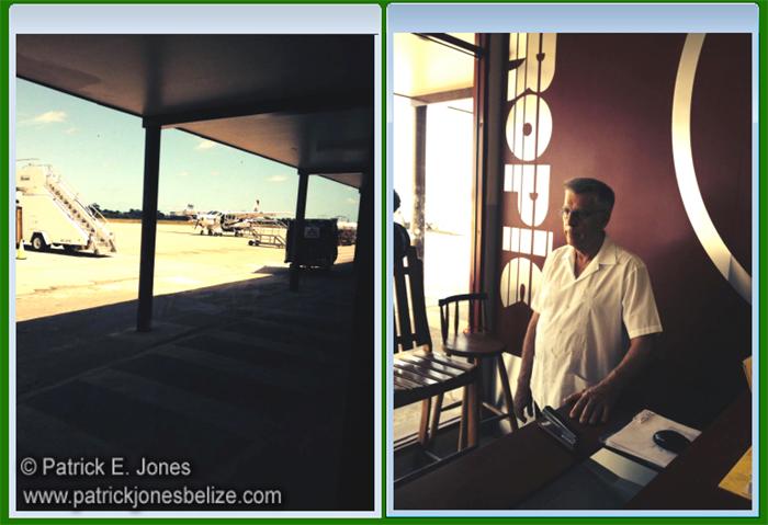 Belize-Merida Inaugural Flight (Tropic Air)