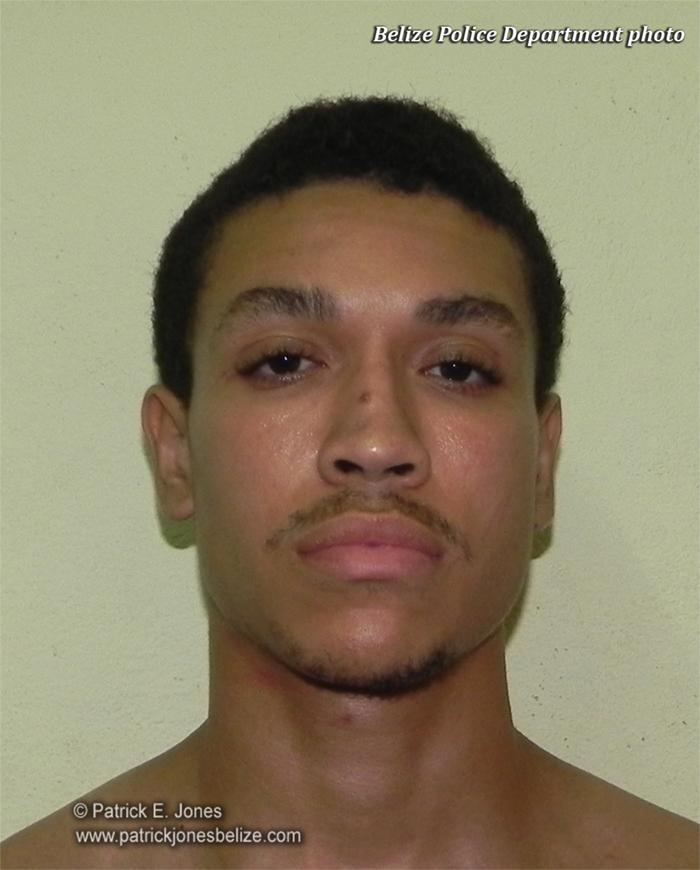 Vinnie Garbutt (Charged with murder)