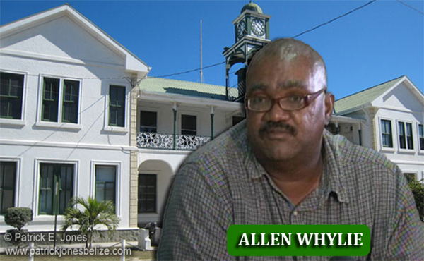 Allen Whylie (Commissioner of Police)