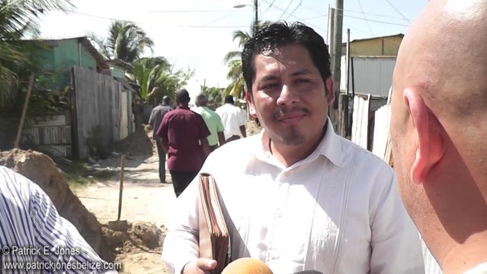 Wilbert Vallejos (Commissioner of Lands)