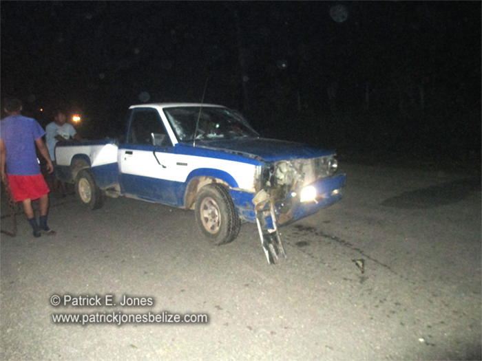 Vehicle Crash (Jacintoville, Toledo)