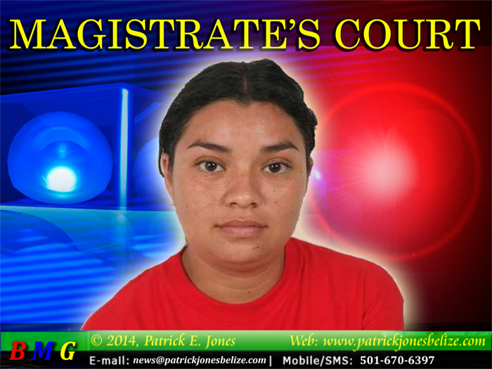 Yvonne Esquivel Cau (Charged with drug trafficking)