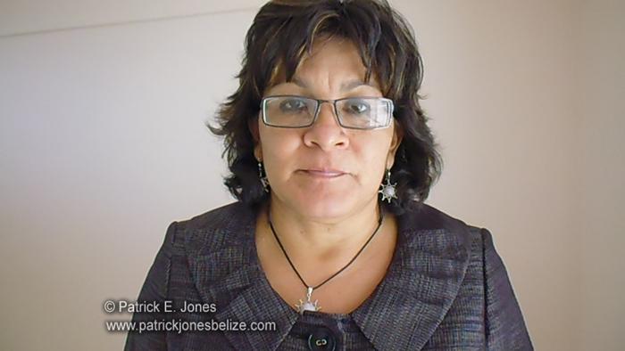 Maria Johnston (President, BAPS)