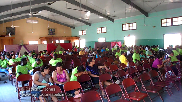 BNTU convention (Belize City)