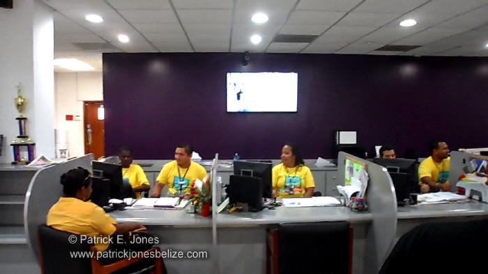 BTL employees (Belize City)