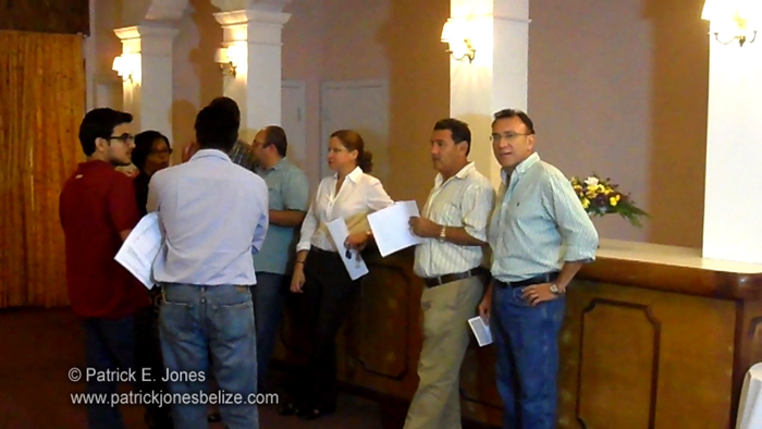 Chamber of Commerce Meeting (Belize City)