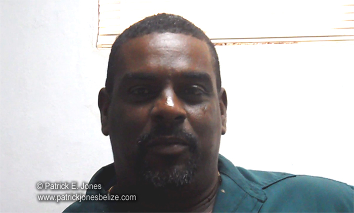 Calbert Barber (Senior Labor Officer)