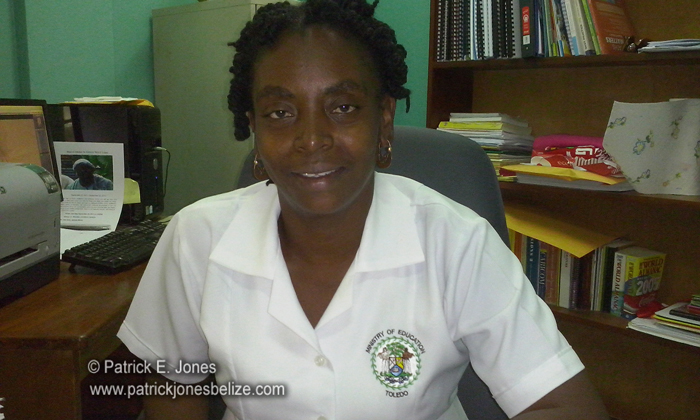 Dr. Carmen Lopez (Ministry of Education)