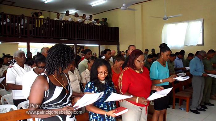 Multi-denominatinal church service