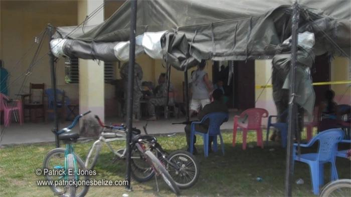 Free clinics (Corozal)