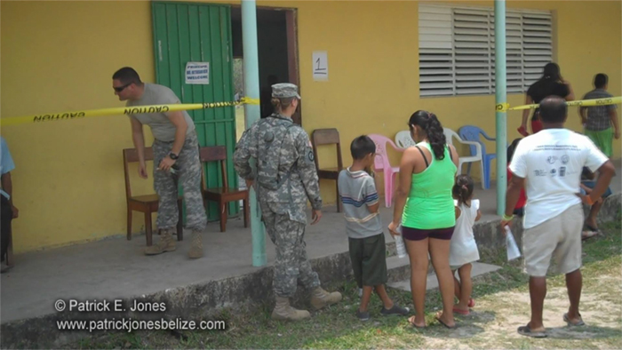 Free medical clinics (Corozal)